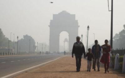 """India lanza una """"APP"""" para el control de la contaminación"""