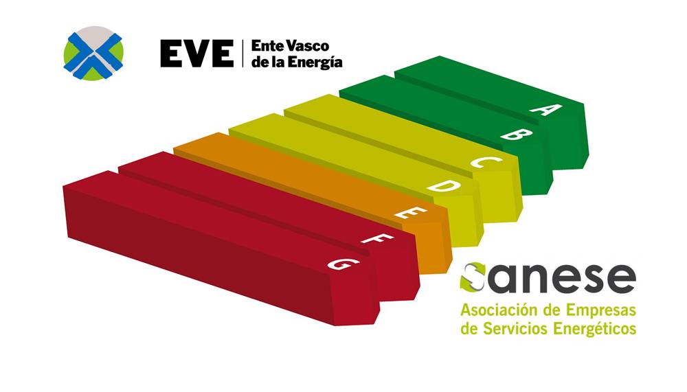 ANESE y EVE organizan en Bilbao una gran Jornada sobre eficiencia energética